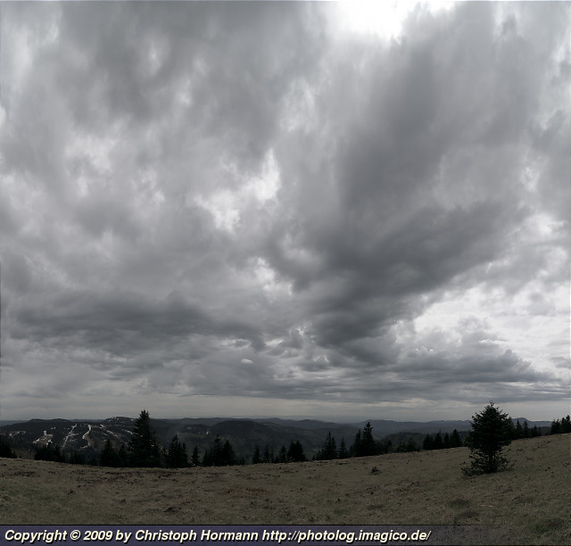 image 43: Clouds in the Black Forest