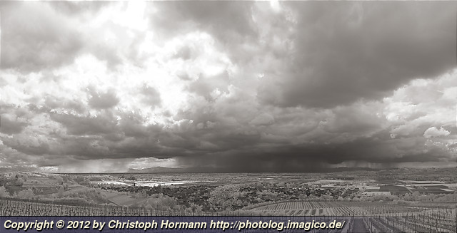 image 92: Rhine valley thunderstorm